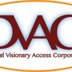 Digital Visionary Access Corporation (DVAC) logo, created by Nick Iandolo in Adobe Illustrator.