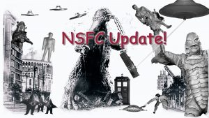 NSFC Update! title card created by Nick Iandolo.
