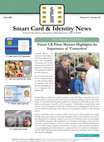 Smart Card New article on ePassports written by Nick Iandolo for L-1 Identity Solutions—thumbnail to actual document.