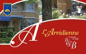 L'Arvidienne, the best little Bed & Breakfast in Quebec City!